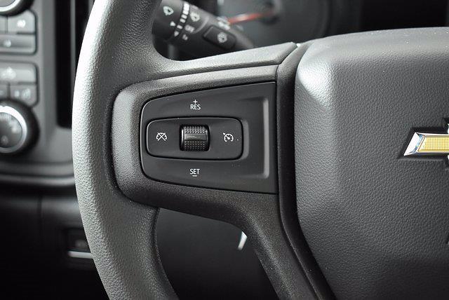 2021 Chevrolet Silverado 2500 Double Cab 4x4, Reading Service Body #251053 - photo 10