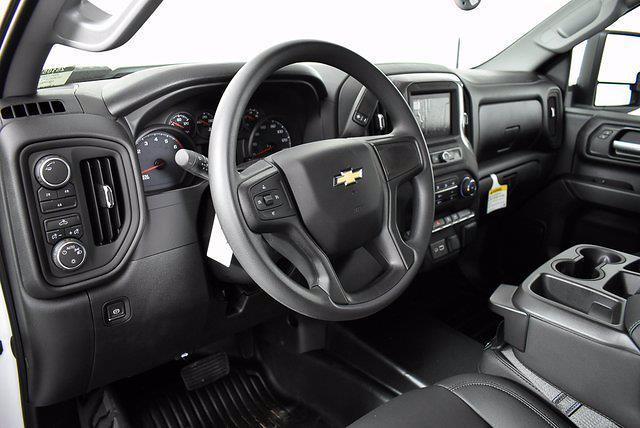 2021 Chevrolet Silverado 2500 Double Cab 4x4, Reading Service Body #251053 - photo 6