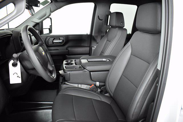 2021 Chevrolet Silverado 2500 Double Cab 4x4, Reading Service Body #251053 - photo 7