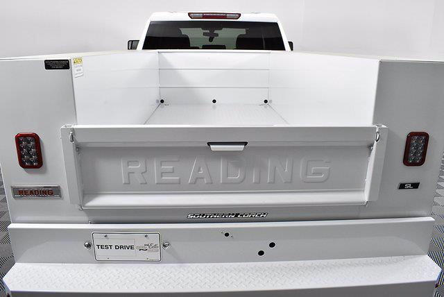 2021 Chevrolet Silverado 2500 Double Cab 4x4, Reading Service Body #251054 - photo 18