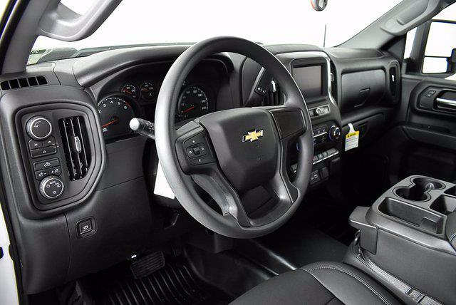 2021 Chevrolet Silverado 2500 Double Cab 4x4, Reading Service Body #251054 - photo 6
