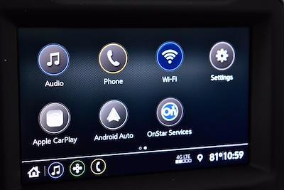 2021 Chevrolet Silverado 2500 Double Cab 4x4, Reading Service Body #251054 - photo 12