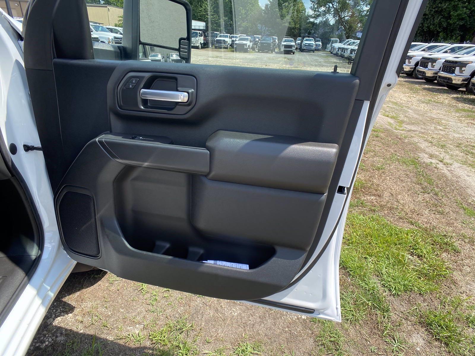 2021 Silverado 2500 Double Cab 4x2,  Warner Truck Bodies Service Body #251068 - photo 17