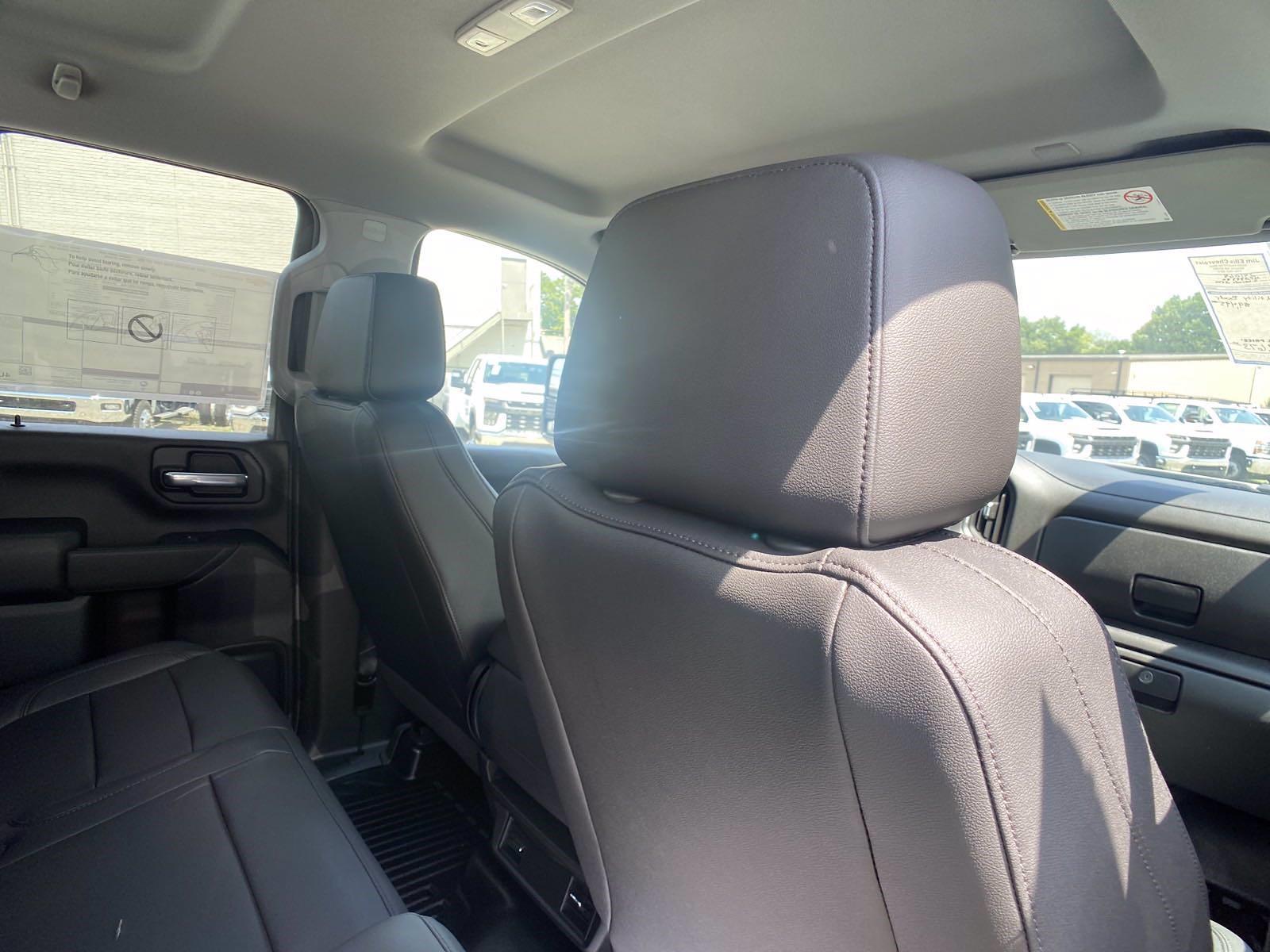 2021 Silverado 2500 Double Cab 4x2,  Warner Truck Bodies Service Body #251068 - photo 18