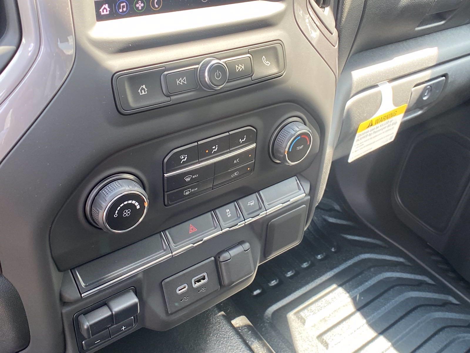 2021 Silverado 2500 Double Cab 4x2,  Warner Truck Bodies Service Body #251068 - photo 28