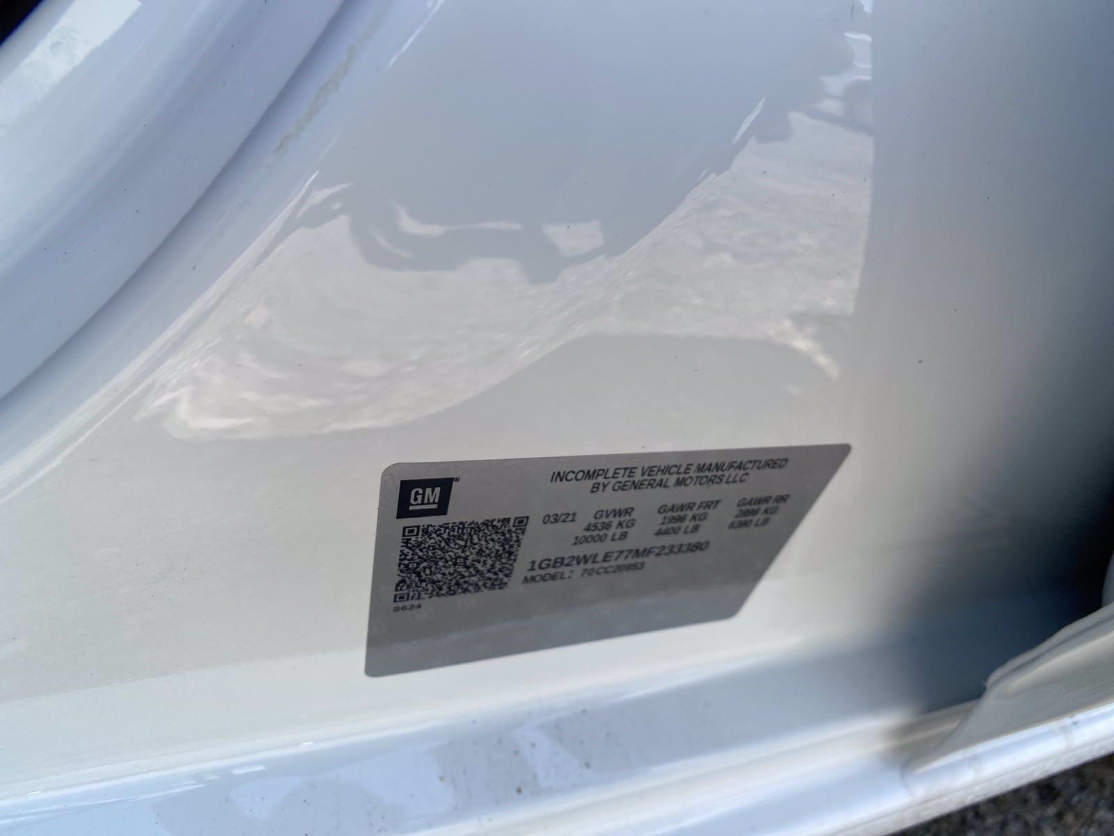 2021 Silverado 2500 Double Cab 4x2,  Warner Truck Bodies Service Body #251068 - photo 30