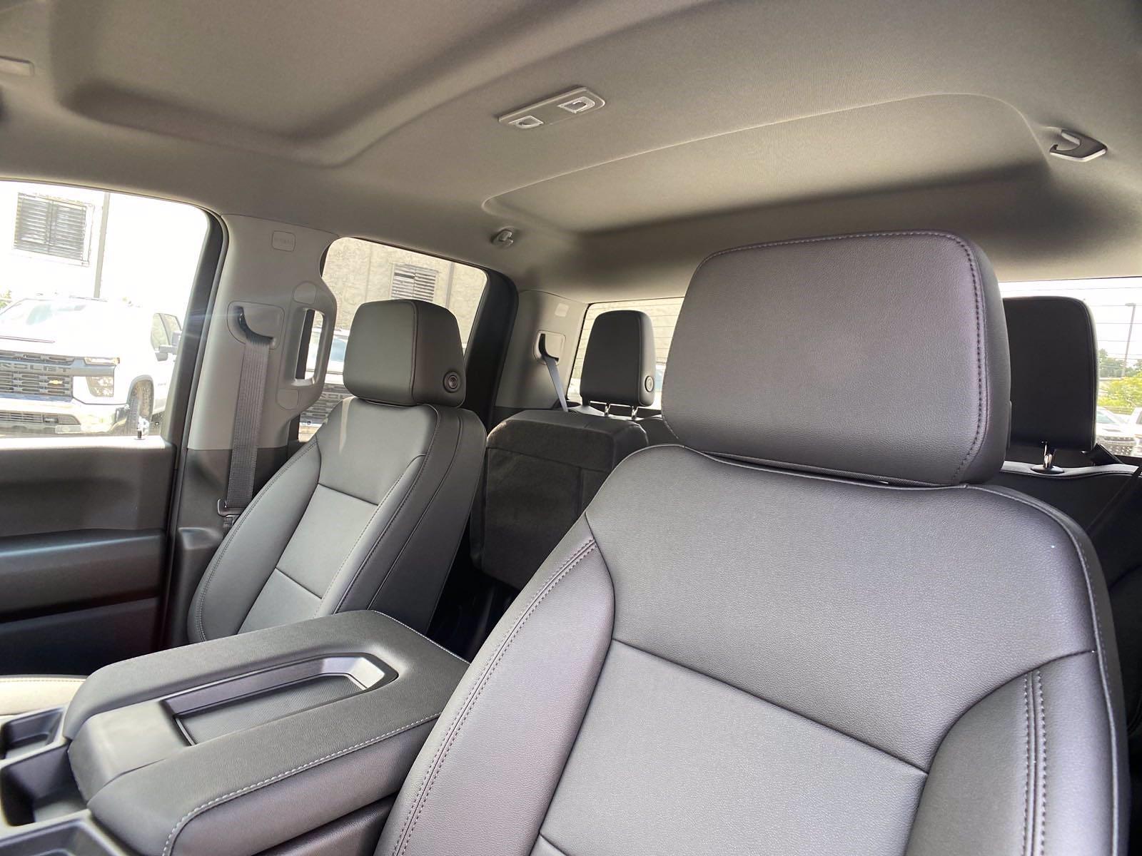 2021 Silverado 2500 Double Cab 4x2,  Warner Truck Bodies Service Body #251068 - photo 6