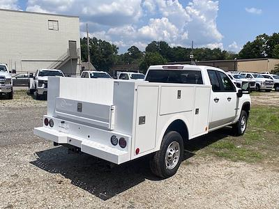 2021 Silverado 2500 Double Cab 4x2,  Warner Truck Bodies Service Body #251068 - photo 2