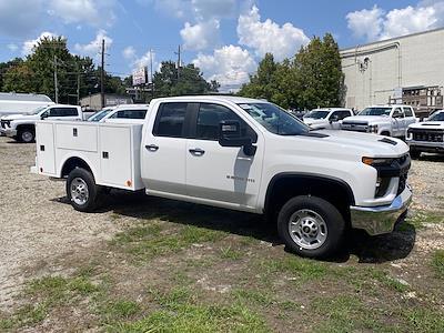 2021 Silverado 2500 Double Cab 4x2,  Warner Truck Bodies Service Body #251068 - photo 1
