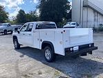 2021 Silverado 2500 Double Cab 4x4,  Monroe Truck Equipment MSS II Service Body #251079 - photo 2
