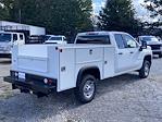 2021 Silverado 2500 Double Cab 4x4,  Monroe Truck Equipment MSS II Service Body #251079 - photo 6
