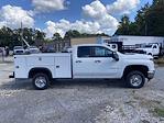 2021 Silverado 2500 Double Cab 4x4,  Monroe Truck Equipment MSS II Service Body #251079 - photo 7
