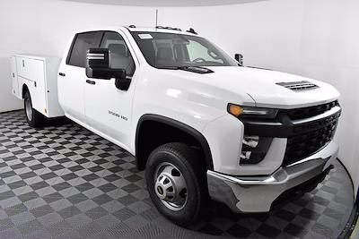 2021 Chevrolet Silverado 3500 Crew Cab 4x4, Knapheide Service Body #351000 - photo 3