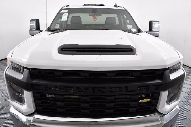 2021 Chevrolet Silverado 3500 Regular Cab 4x4, Knapheide Service Body #351009 - photo 4