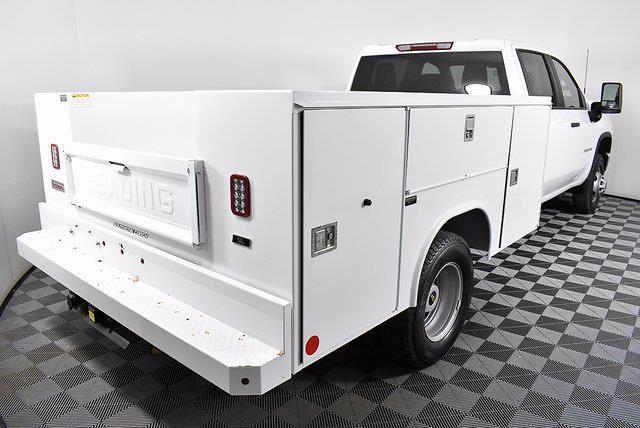 2021 Chevrolet Silverado 3500 Crew Cab 4x2, Knapheide Service Body #351011 - photo 17