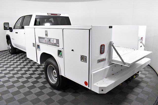 2021 Chevrolet Silverado 3500 Crew Cab 4x2, Knapheide Service Body #351011 - photo 2