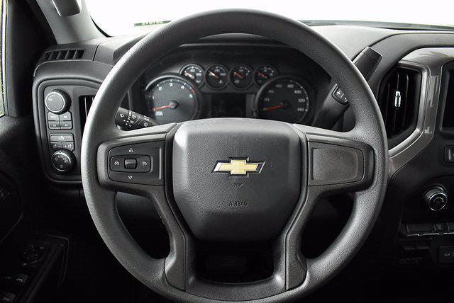 2021 Chevrolet Silverado 3500 Crew Cab 4x4, Reading Service Body #351012 - photo 10