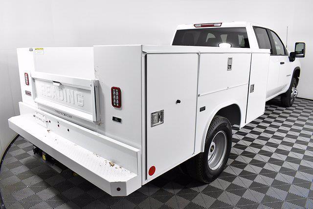 2021 Chevrolet Silverado 3500 Crew Cab 4x4, Reading Service Body #351013 - photo 16