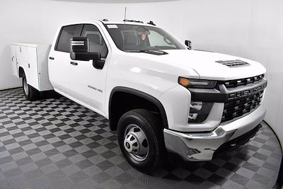 2021 Chevrolet Silverado 3500 Crew Cab 4x4, Knapheide Service Body #351013 - photo 3