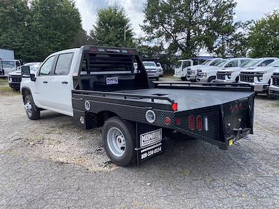 2021 Silverado 3500 Crew Cab 4x4,  Monroe Truck Equipment Platform Body #351017 - photo 2
