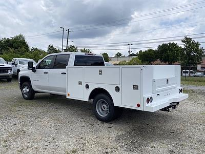 2021 Silverado 3500 Crew Cab 4x2,  Warner Truck Bodies Service Body #351023 - photo 2