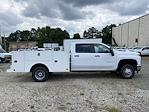 2021 Silverado 3500 Crew Cab 4x2,  Warner Truck Bodies Service Body #351023 - photo 7