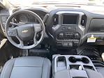 2021 Silverado 3500 Crew Cab 4x2,  Monroe Truck Equipment MSS II Service Body #351029 - photo 9