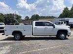 2021 Silverado 3500 Crew Cab 4x2,  Monroe Truck Equipment MSS II Service Body #351029 - photo 1