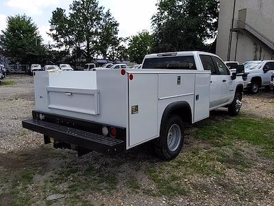 2021 Silverado 3500 Crew Cab 4x2,  Monroe Truck Equipment MSS II Service Body #351030 - photo 6