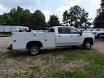 2021 Silverado 3500 Crew Cab 4x2,  Monroe Truck Equipment MSS II Service Body #351030 - photo 7