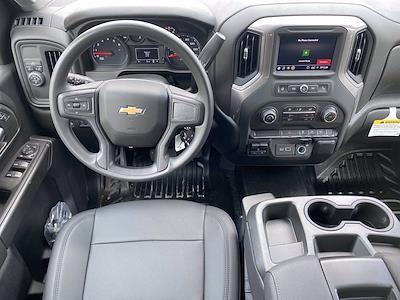 2021 Silverado 3500 Crew Cab 4x2,  Monroe Truck Equipment MSS II Service Body #351049 - photo 10
