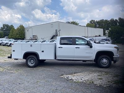 2021 Silverado 3500 Crew Cab 4x2,  Monroe Truck Equipment MSS II Service Body #351049 - photo 3