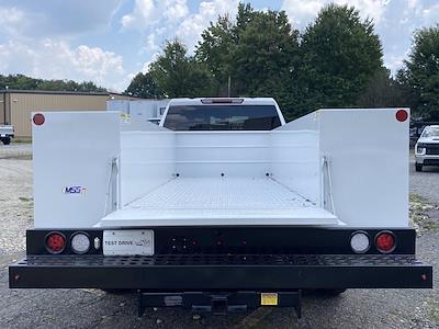 2021 Silverado 3500 Crew Cab 4x2,  Monroe Truck Equipment MSS II Service Body #351049 - photo 4