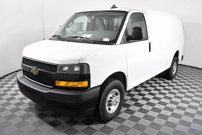 2021 Chevrolet Express 2500 4x2, Empty Cargo Van #EX1027 - photo 1
