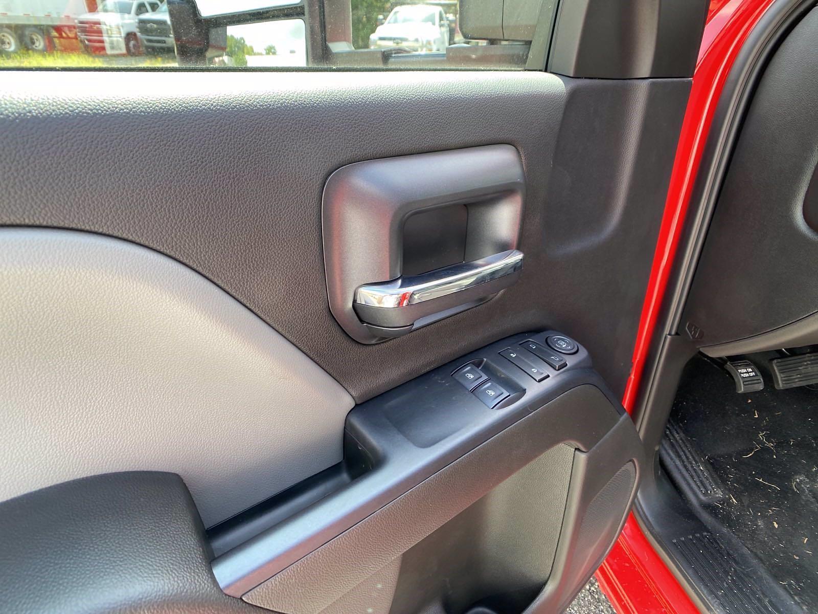 2020 Silverado 6500 Regular Cab DRW 4x2,  Platform Body #MD0022 - photo 8