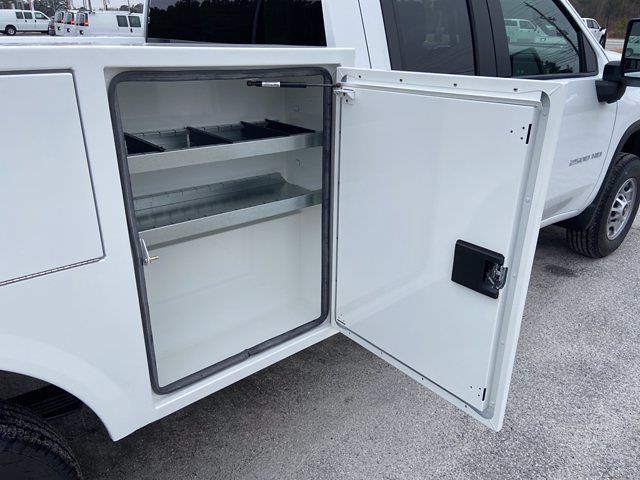2021 Chevrolet Silverado 2500 Double Cab 4x2, Warner Select Pro Service Body #211193 - photo 15
