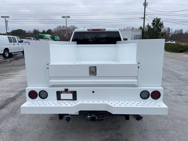 2021 Chevrolet Silverado 2500 Double Cab 4x2, Warner Select Pro Service Body #211193 - photo 4