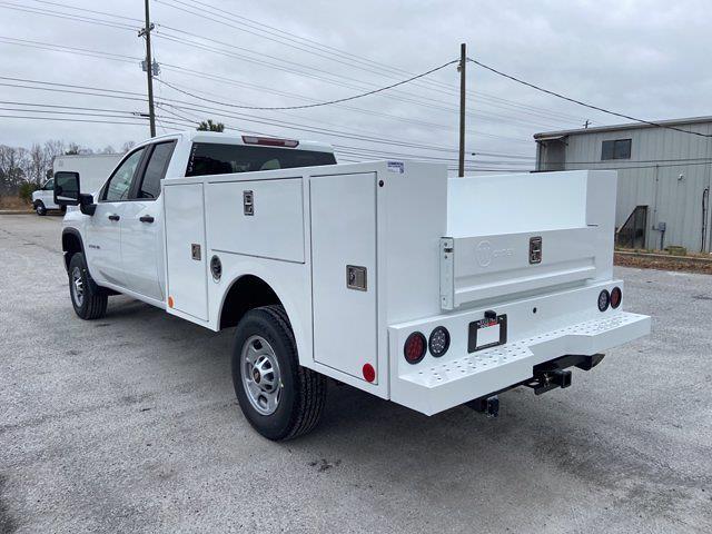 2021 Chevrolet Silverado 2500 Double Cab 4x2, Warner Select Pro Service Body #211193 - photo 5