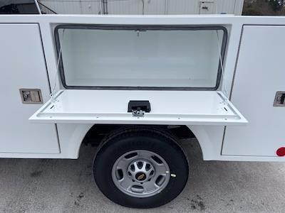2021 Chevrolet Silverado 2500 Double Cab 4x2, Warner Select Pro Service Body #211193 - photo 11