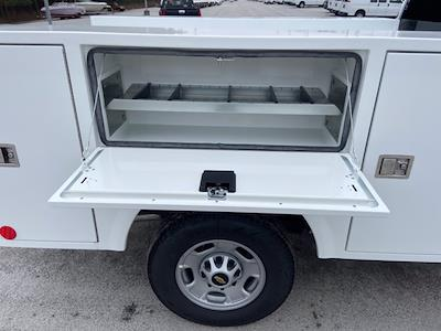 2021 Chevrolet Silverado 2500 Double Cab 4x2, Warner Select Pro Service Body #211193 - photo 14