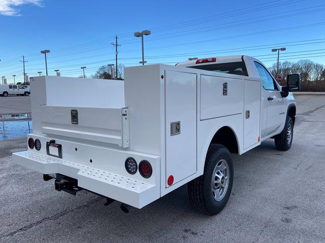 2021 Chevrolet Silverado 2500 Regular Cab 4x2, Warner Select Pro Service Body #211212 - photo 2