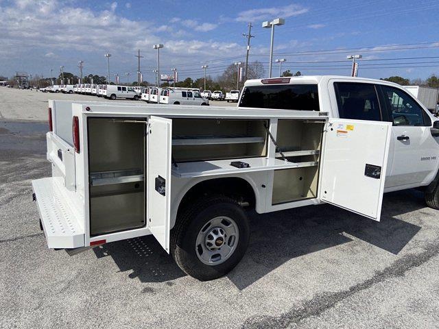 2021 Chevrolet Silverado 2500 Double Cab 4x2, Warner Select Pro Service Body #211245 - photo 22