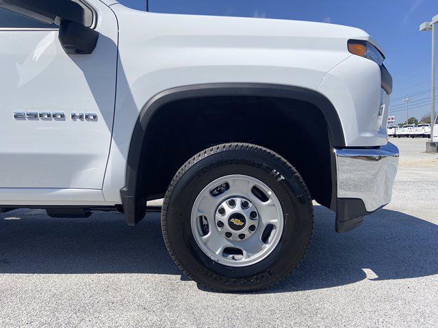 2021 Chevrolet Silverado 2500 Double Cab 4x2, Warner Select Pro Service Body #211245 - photo 9