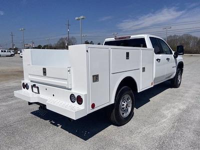 2021 Chevrolet Silverado 2500 Double Cab 4x2, Warner Select Pro Service Body #211245 - photo 2