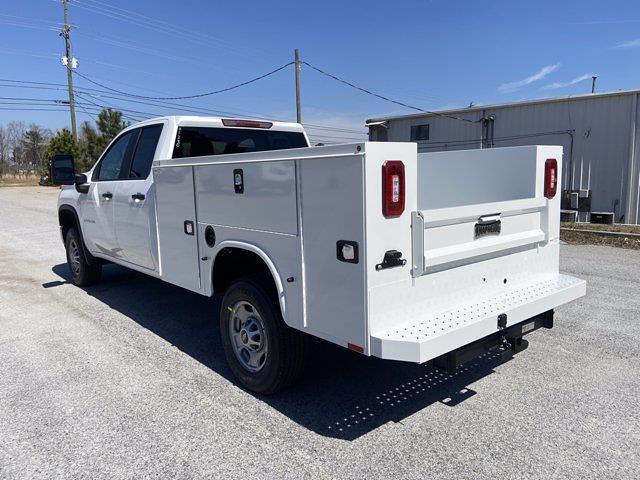 2021 Chevrolet Silverado 2500 Double Cab 4x2, Warner Select Pro Service Body #211280 - photo 15