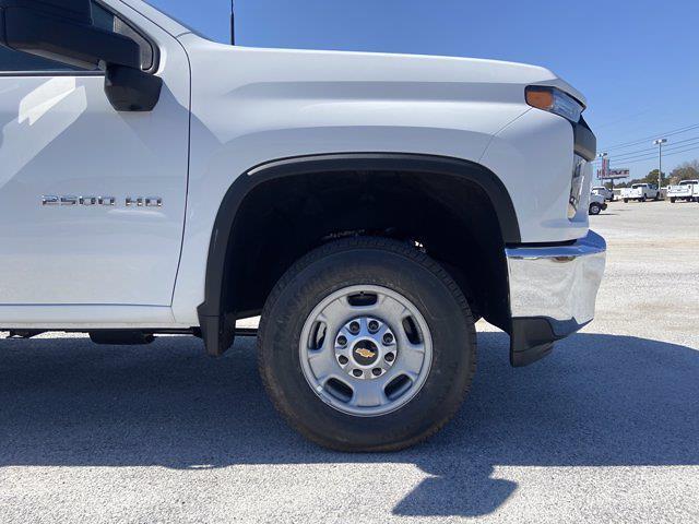 2021 Chevrolet Silverado 2500 Double Cab 4x2, Warner Select Pro Service Body #211280 - photo 19
