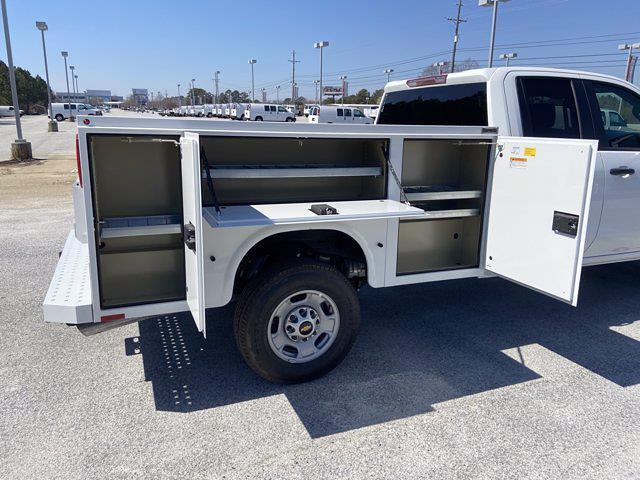 2021 Chevrolet Silverado 2500 Double Cab 4x2, Warner Select Pro Service Body #211280 - photo 21