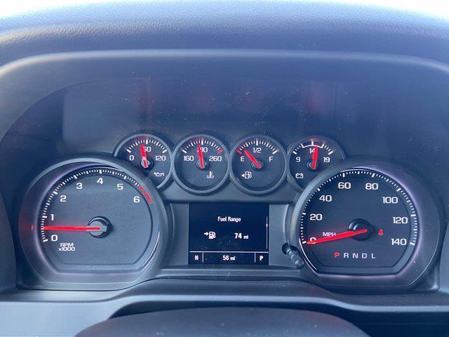 2021 Chevrolet Silverado 2500 Double Cab 4x2, Warner Select Pro Service Body #211280 - photo 27