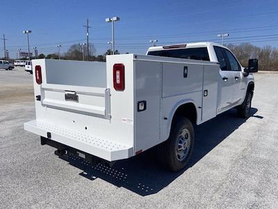 2021 Chevrolet Silverado 2500 Double Cab 4x2, Warner Select Pro Service Body #211280 - photo 13
