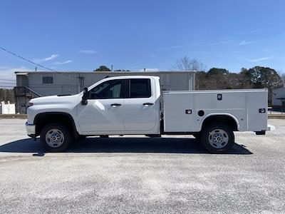 2021 Chevrolet Silverado 2500 Double Cab 4x2, Warner Select Pro Service Body #211280 - photo 16